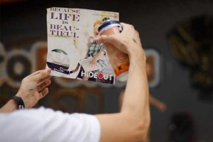 【HIDEOUT】シングル『Because Life Is Beautiful』をBeatport先行にて配信開始!